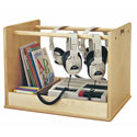 Click here for more Audio Caddie by Jonti-Craft by Worthington