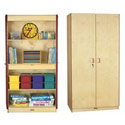 Click here for more Birch Storage Cabinets by Jonti-Craft by Worthington