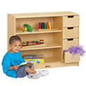Click here for more Storage Module by Jonti-Craft by Worthington