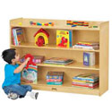 Click here for more Mobile Bookcase with Lip by Jonti-Craft by Worthington