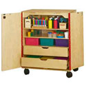 Click here for more Supply Cabinet by Jonti-Craft by Worthington
