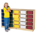 Click here for more 25 Tub Single Cubbie Unit by Jonti-Craft by Worthington