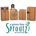 Sproutz Kitchen Units by Jonti-Craft