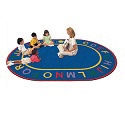 Alpha Rug by Carpets for Kids