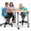 Click here for more 5000 Series Activity Tables by Virco by Worthington