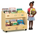 Click here for more Mobile Section Book Organizer by Jonti-Craft by Worthington