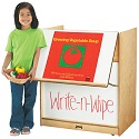 Click here for more Mobile Big Book Display Cart by Jonti-Craft by Worthington