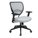 Professional Shadow AirGrid Back Managers Chair by Office Star