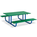 Heavy-Duty 4' Preschool Picnic Table by UltraPlay