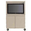 Flat Screen TV Cabinet by Sandusky Lee