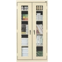 Click here for more Expanded Metal Front Storage Cabinets by Sandusky Lee by Worthington