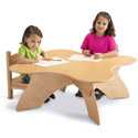 Click here for more Blossom Table by Jonti-Craft by Worthington