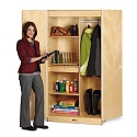 Click here for more Deluxe Wardrobe Closet by Jonti-Craft by Worthington