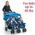 Quad Stroller by Foundations