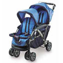 Double Inline Stroller by Foundations