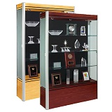 Contempo Series Display Case by Waddell