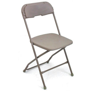 Click here for more Light Weight Plastic Folding Chair by McCourt by Worthington