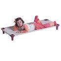 Fully Assembled Multi-Colored Cots and Dollies by Mahar