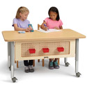 Click here for more STEM Workstation Table by Jonti-Craft by Worthington