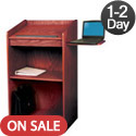 Aristocrat Floor Lectern Model 600 by Oklahoma Sound