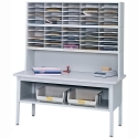E-Z Sort Mailroom Furniture by Safco