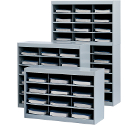 E-Z Stor Steel Project Organizer by SAFCO