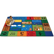 Creation Rug by Carpets for Kids