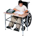 Click here for more ADA Wheelchair Accessible Classroom Desks by Scholar Craft  by Worthington