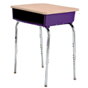 Click here for more Accolade 1600 Series Open Front Classroom Desk by Scholar Craft by Worthington