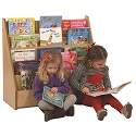 Click here for more SmartChoice Single Sided Book Display by Tot-Mate by Worthington