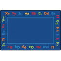 Alphabet Value Rug by Carpets for Kids