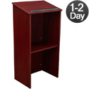 Stand-Up Lectern Model 222 by Oklahoma Sound