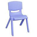 Plastic Resin Chairs by ECR4Kids