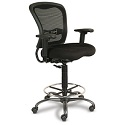 Click here for more Mesh Back Drafting Stools by NDI Office Furniture by Worthington