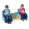 Click here for more Comfy Reading Center by the Children's Factory by Worthington