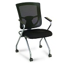 Click here for more CoolMesh Pro Nesting Guest Chair by NDI Office Furniture by Worthington
