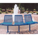 Click here for more 815 Series 15° Converstational Bench with Backs by UltraPlay by Worthington