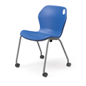 In2it Mobile Stack Chair by Smith System
