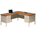 Click here for more Metro Classic Series L Shaped Desk by Hon by Worthington