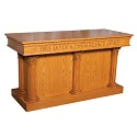 Click here for more 8500 Series Communion Tables by Trinity by Worthington