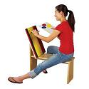 Click here for more Art Horse School Studio Bench by Diversified Woodcrafts by Worthington