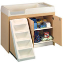 Early Childhood Changing Tables by Tot Mate