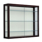 Heirloom Series Wall-Mount Display Cases by Waddell