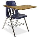 Click here for more 9700BR Classroom Chair School Desk by Virco by Worthington