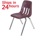 Click here for more Virco School Chairs : 24 Hour Ship 9018 Wine by Worthington