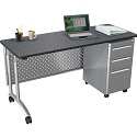 Modular Teacher's Desk By Mooreco