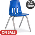 Click here for more Virco School Chairs : 24 Hour Ship 9000 Series by Worthington
