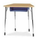 Click here for more Zuma Modular School Desks by Virco by Worthington