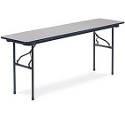 Heavy Duty Laminate Folding Seminar Tables by Virco