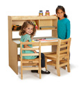 Click here for more Dual Writing Desk by Jonti-Craft by Worthington